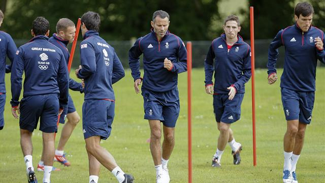 Giggs hoping GB football return not a one-off