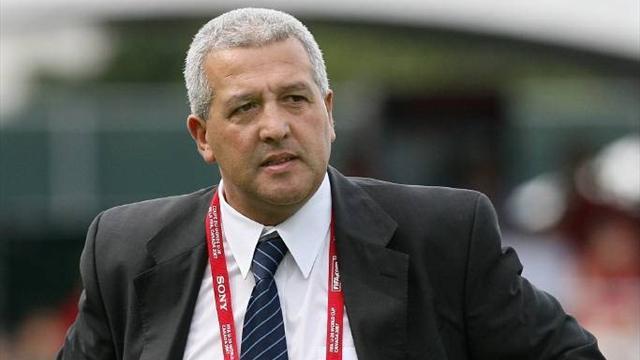 Angola name Uruguay's Ferrin as national coach