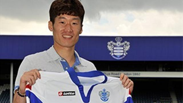 QPR sign Park from United
