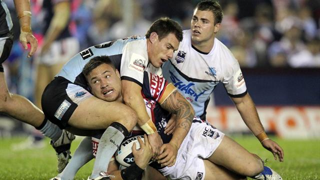 Roosters forward charged by judiciary
