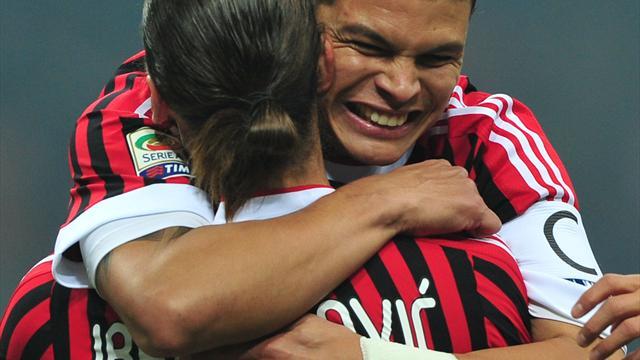 Report: Milan accept PSG bids for pair