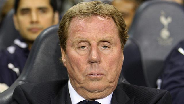 Redknapp: No contact from Russia