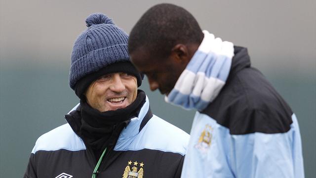 Mancini deal pleases Toure