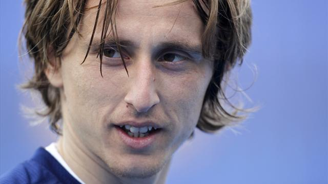 Redknapp reveals Modric agreement