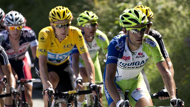 Nibali: Wiggins lacks respect