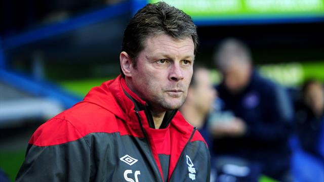 Cotterill 'deeply disappointed' by Forest sacking