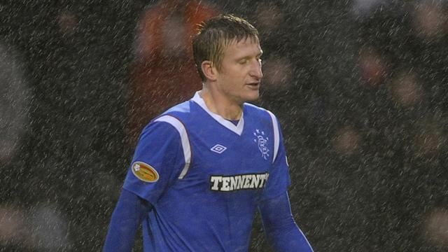 Goian to stay at Rangers - agent