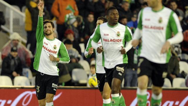 Gonzalez returns to Madrid with Rayo