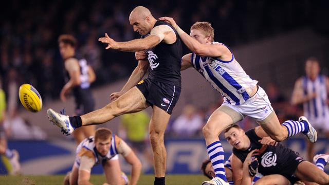 Judd reported as Roos hop into top eight