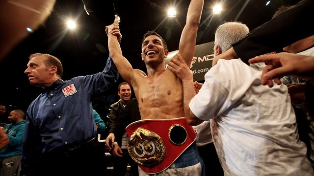 Dib beats Rodriguez in non-title bout