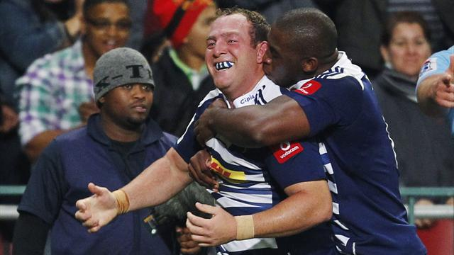 Stormers finish top, Sharks and Bulls in play-offs