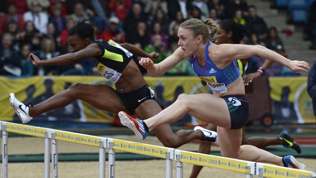 Olympic favourite Pearson suffers rare defeat
