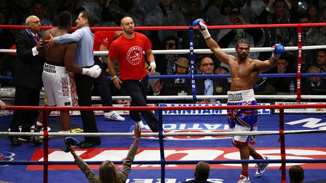 Haye: Win a 'scary message' to Vitali