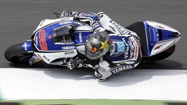 Lorenzo quickest in Mugello test