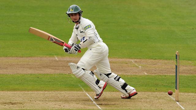 Notts end Surrey's unbeaten run