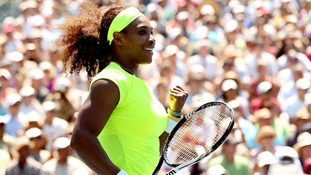 Serena keeps up winning run to claim Stanford title