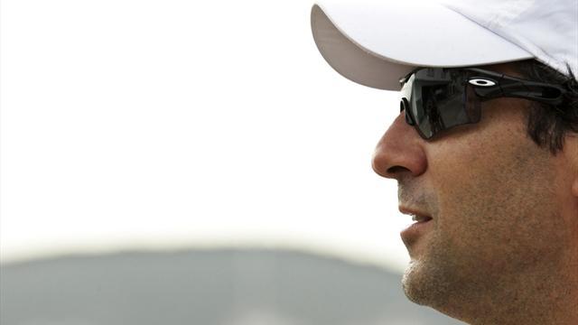 Brazilian force feeds himself for windsurfing medal