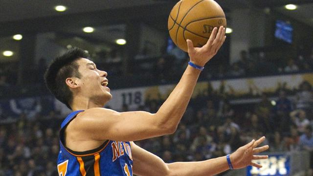 Lin leaves Knicks for Rockets