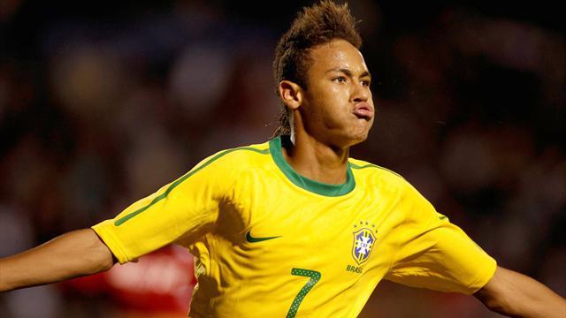 Brasil se gusta y golea a Nueva Zelanda