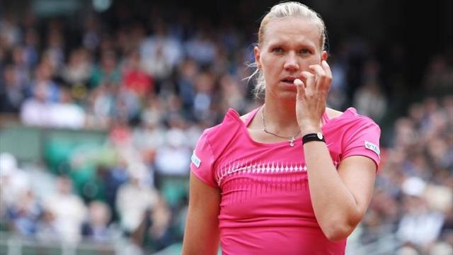 Kanepi out of Olympics