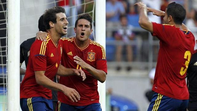 La olímpica, a seguir la fiesta del fútbol español
