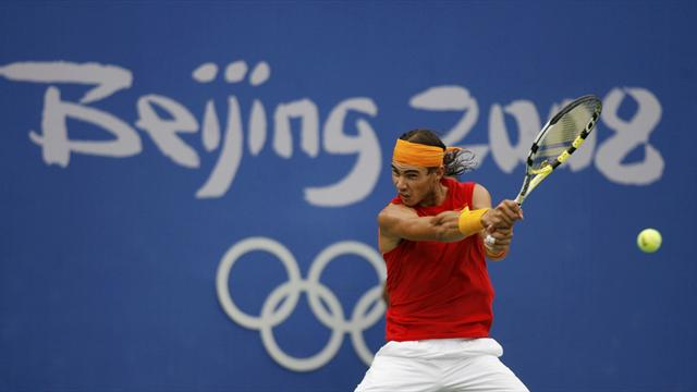 Nadal: Spaniard for gold at London