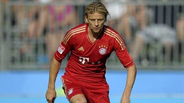 Tymoschuk pondering Bayern exit