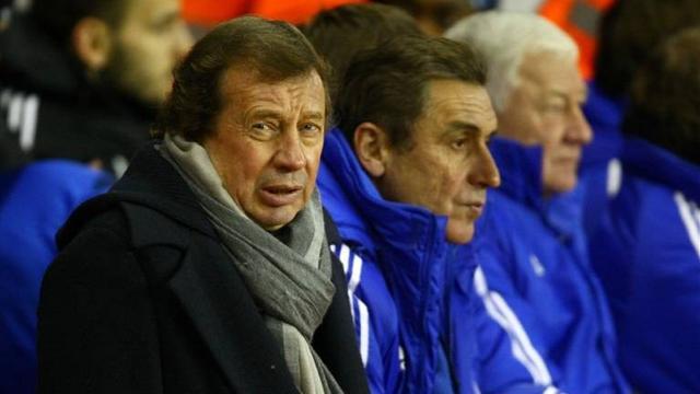 Семин может в третий раз возглавить киевское «Динамо»