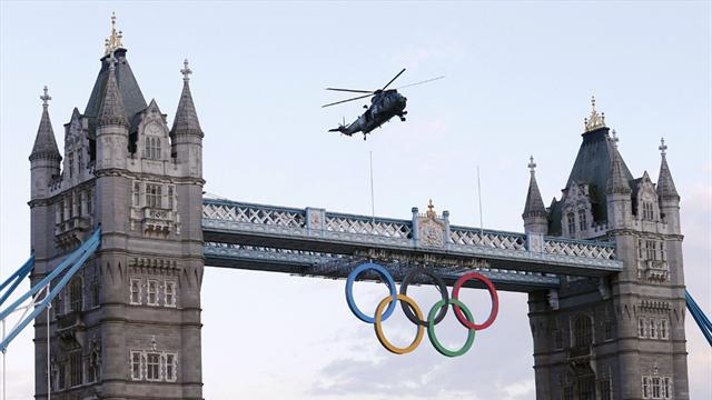 Games boss upbeat as torch reaches London