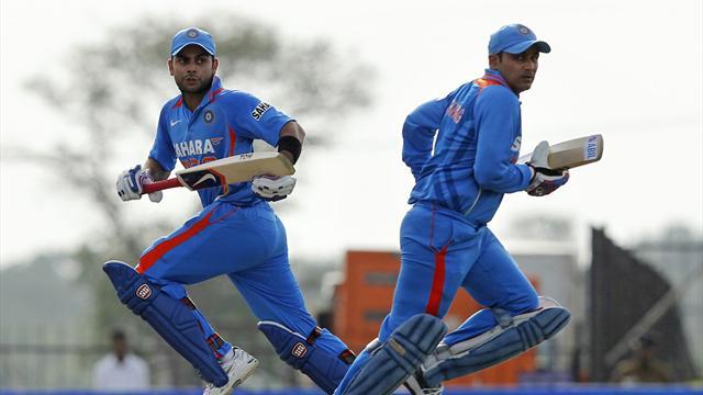 India win opener in Sri Lanka