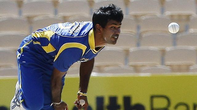 Sri Lanka's Kulasekara out of ODI series