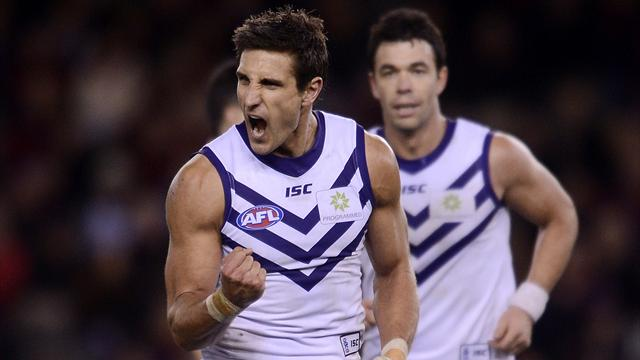 Pavlich stars in Dockers derby win