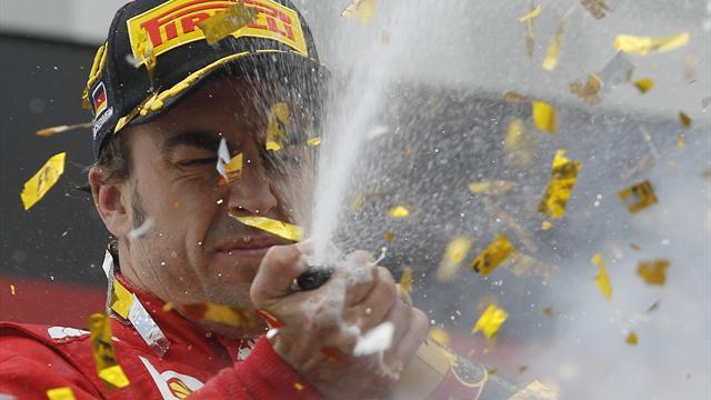 Alonso wins German Grand Prix
