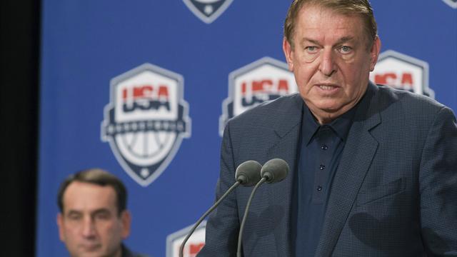 US chief: Basketball 'sea change' coming