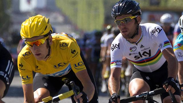 Wiggins: Cavendish probably has to leave