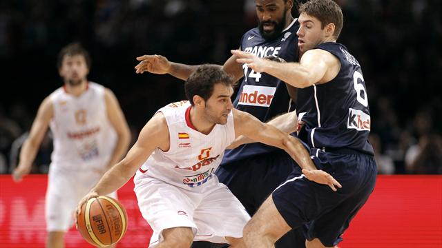 Spain take heart from patchy USA