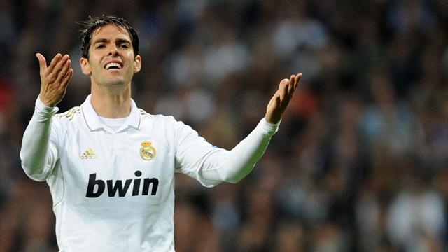 Kaka agent in talks with AC Milan