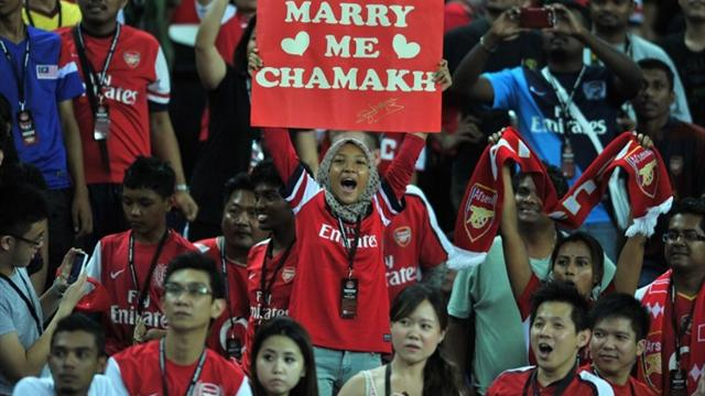 Late strikes save Arsenal's blushes