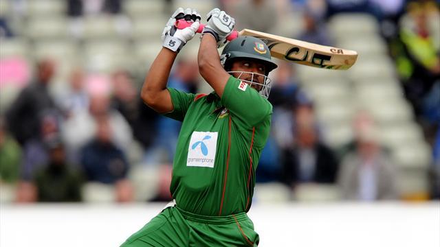 Iqbal steers Bangladesh to victory