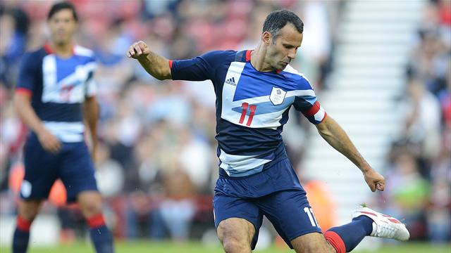 Giggs: We'll be among medals