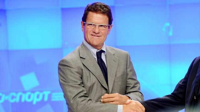 Capello calls up 10 uncapped players for first squad