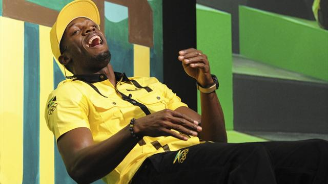 'No worries' for laid back Bolt