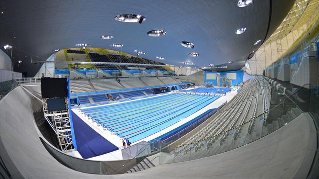 GB Olympic swimming review calls for 'cuts'