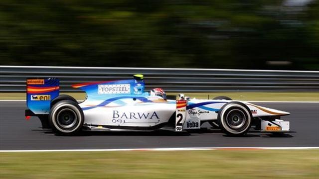 Kral tops GP2 practice