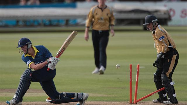 Convincing win for Gloucestershire