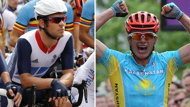 Cavendish blames rivals as Vino wins Olympics