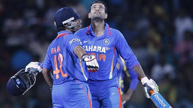 India overcome Sri Lanka in Colombo