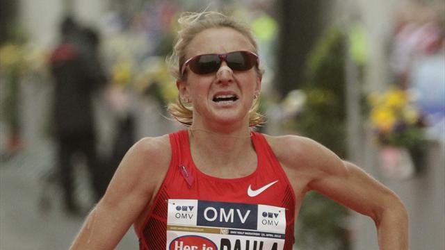 GB tight-lipped on Radcliffe Olympic blow