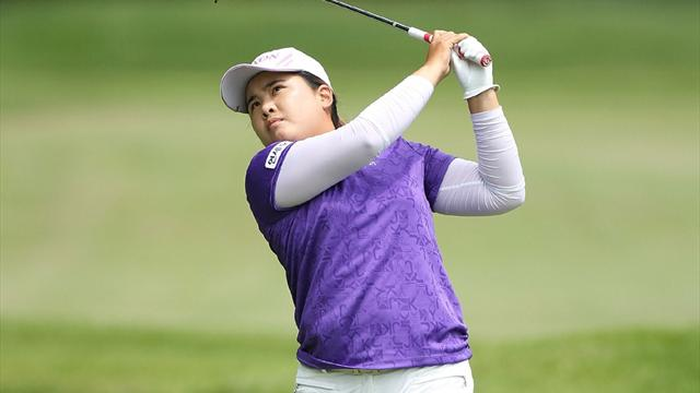 Park draws level with Lewis at Evian Masters