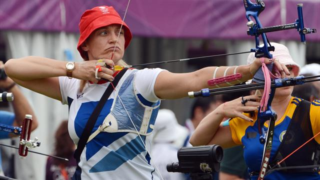 GB archers suffer early Olympics exit